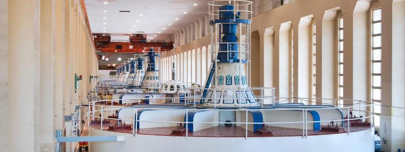 hydropower cavitation repair